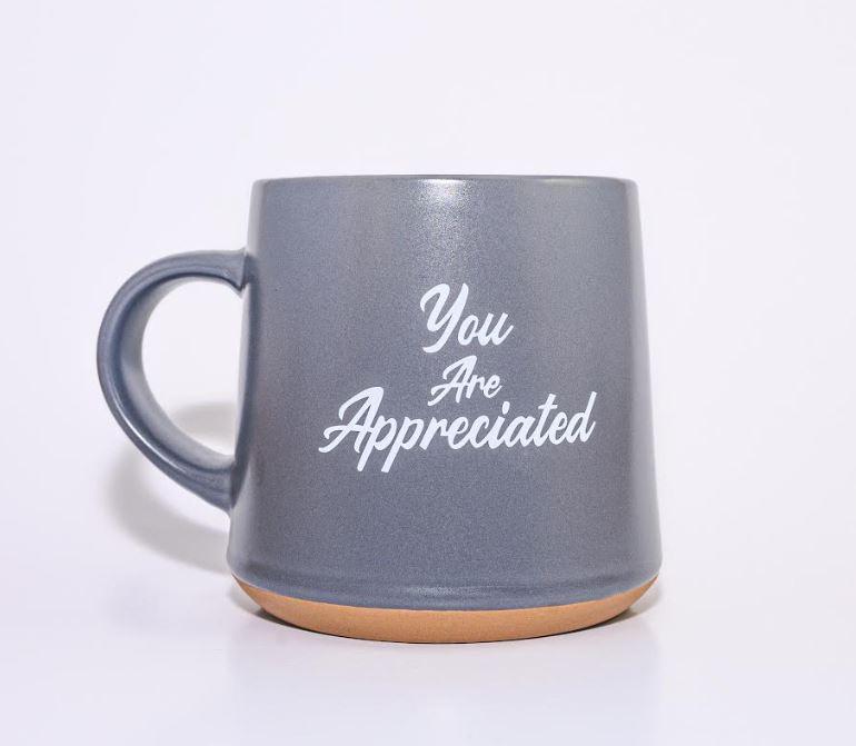Token Of Appreciation – Gray 2