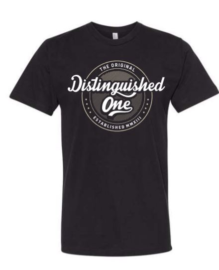Distinguished One Black